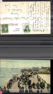 190451,New Jersey Asbury Park Board Walk