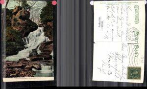 190509,New York Cooperstown Leatherstocking Falls Wasserfall