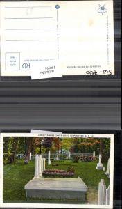 190994,New York Cooperstown James Fenimore Cooper Grave