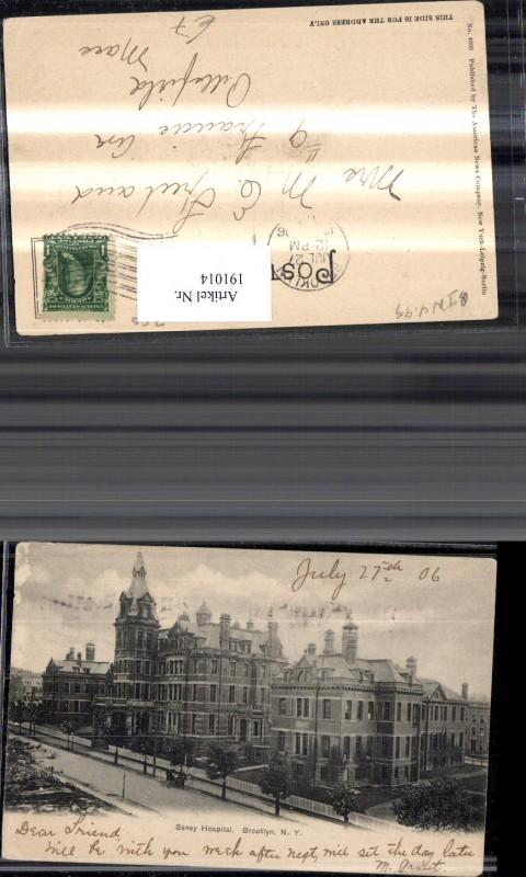 191014,New York Brooklyn Seney Hospital