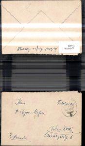 214410,WK 2 Feldpost Brief Feldpostnummer 34098 n. Wien Währing
