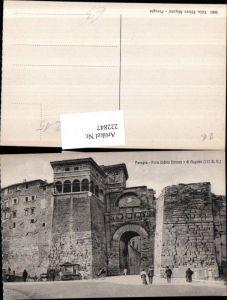 222847,Umbira Perugia Porta Urbica Etrusca o di Augusto Portal