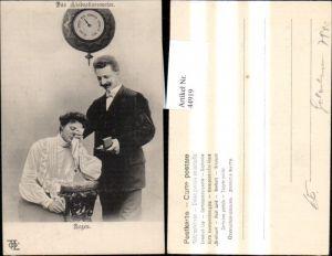 44919,Scherz Humor Frau Mann Tränen Liebesbarometer a. Regen