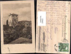 229622,Brioni Brijuni Altes Castell Burg