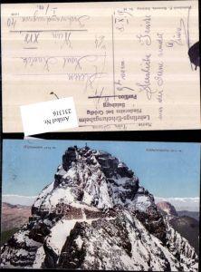231316,Watzmann Schönfeldspitze Bergspitze b. Niederalm b. Grödig