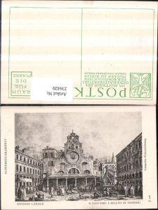 236420,Kupferstichkabinett 106 Antonio Canale S. Giacomo a Rialto in Venedig