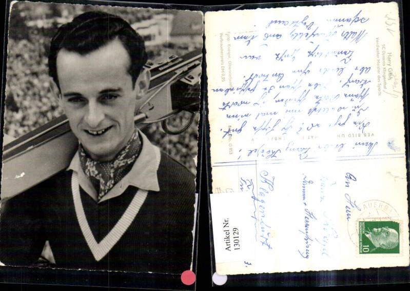 130129,Sportler Harry Glatz SC Dynamo Klingenthal