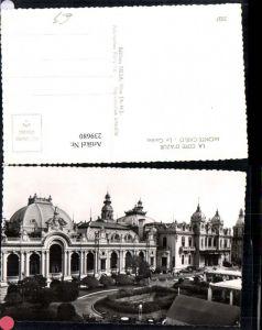 239680,La Cote d'Azur Monte Carlo Le Casino