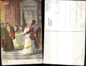 139180,Künstler Ak Fr. Rösler G. Verdi Othello