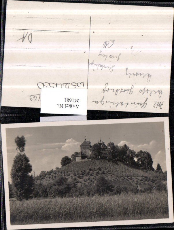 241681,Schloss Girsberg b. Guntalingen Emmishofen Kreuzlingen Kt Thurgau