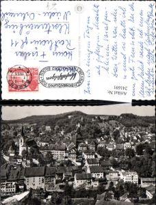 241691,Baden b. Zürich Teilansicht Kt Aargau