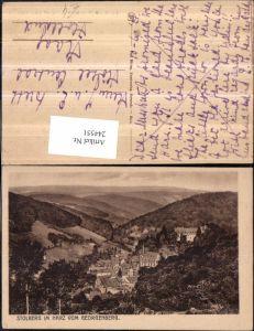 244551,Stolberg im Harz Totale vom Georgenberg