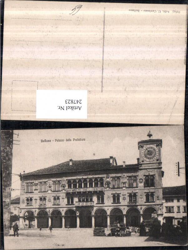 247823,Veneto Belluno Palazzo dela Prefettura 0