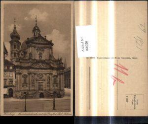 166020,Würzburg Neumünsterkirche m. d. Gruft d. Heil. Kilian Kirche