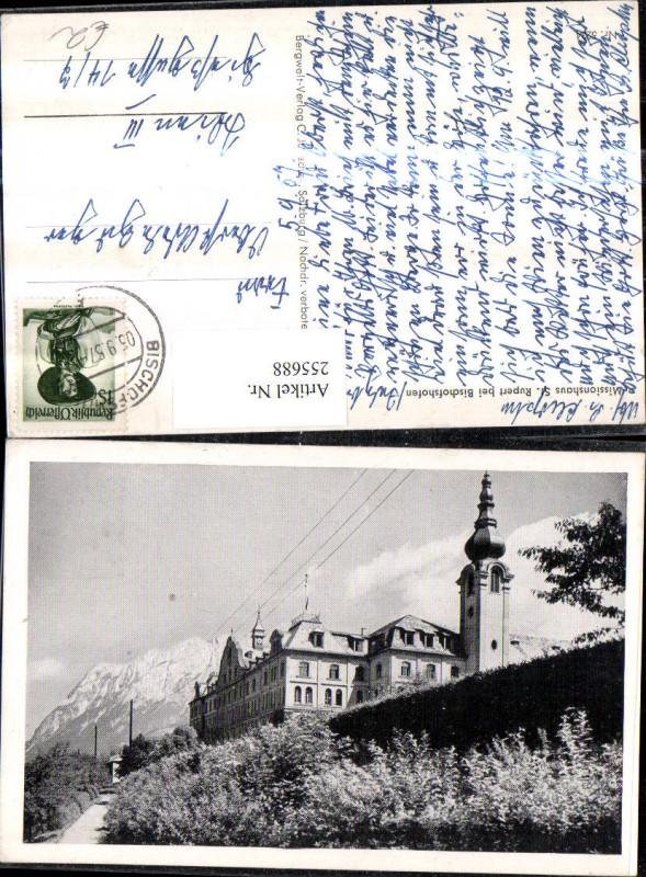 255688,Missionshaus St. Rupert b. Bischofshofen