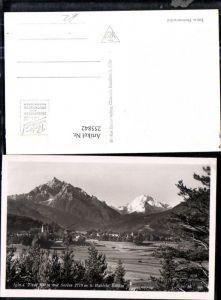 255842,Igls in Tirol Teilansicht m. Serles u. Habicht Bergkulisse