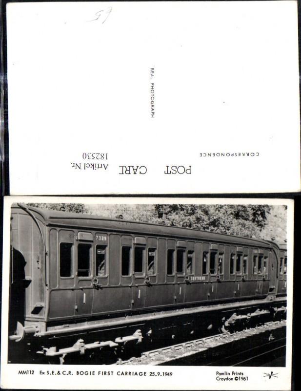 182530,Foto Ak Eisenbahn Zug Lokomotiven Train Dampflok Bogie First Carriage