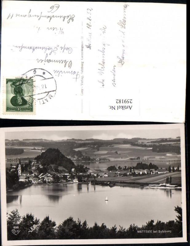 259182,Mattsee Totale b. Salzburg See pub Cosy 898