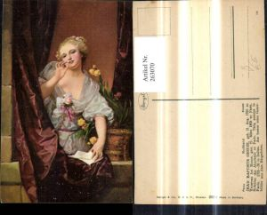 263070,Stengel Co 29294 Jean Baptiste Greuze Kußhand Frau