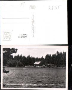 260839,Ottenschlag Himmelteich Teich