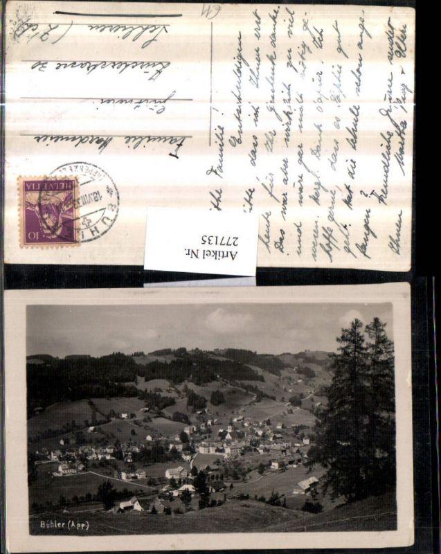 277135,Bühler Totale Kt Appenzell