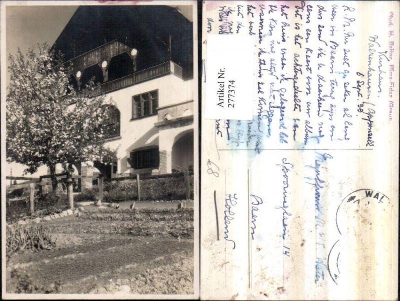 277374,Walzenhausen Kurhaus Kt Appenzell