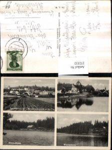 272332,Ottenschlag Totale Weyrerteich Himmelteich Mehrbildkarte