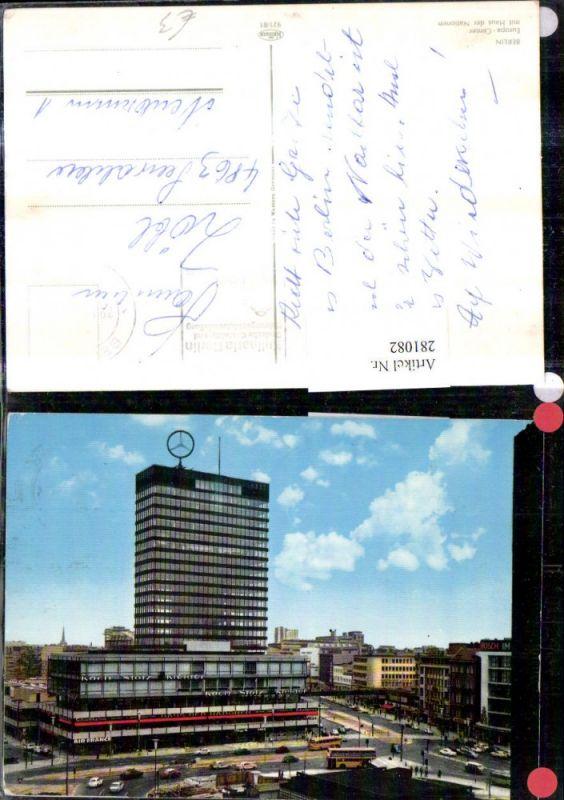 281082,Berlin Europa-Center m. Haus der Nationen Mercedes 0