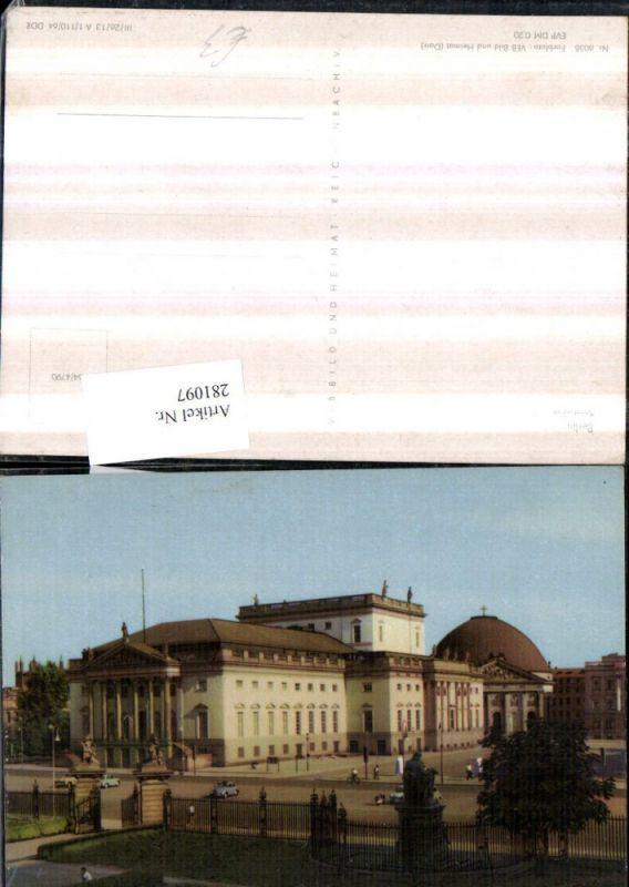 281097,Berlin Staatsoper pub VEB 0