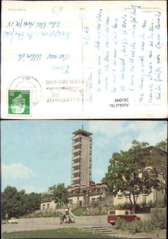 281099,Berlin Der Müggelturm Turm 0