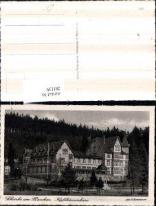 281139,Schierke am Brocken Kyffhäuserheim