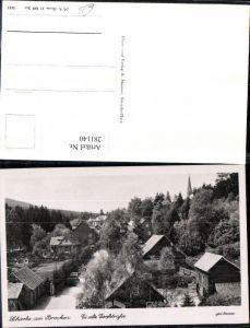 281140,Schierke am Brocken die alte Dorfstraße