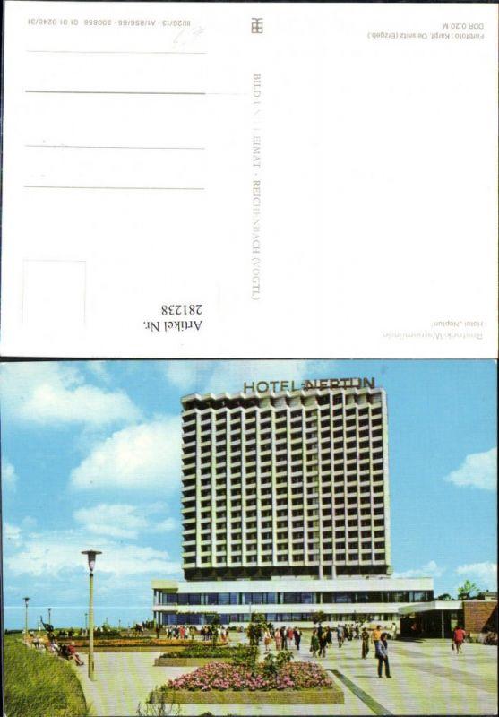 281238,Rostock Warnemünde Hotel Neptun  0