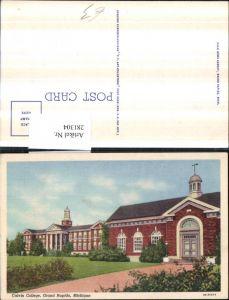 281304,Michigan Grand Rapids Calvin College Schule
