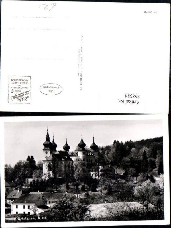 268384,Foto Ak Artstetten Schloss  0