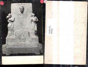 284465,Grabstein Hugo Wolf Gedenkstein Komponist Musik