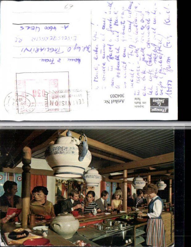 304203,Basel Bahnhofbuffet Restaurant Innenansicht Bar Kannen
