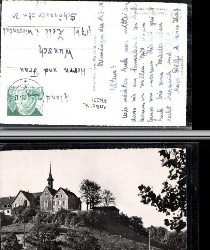 304221,Binningen St. Margarethen Kirche Kt Basel-Land