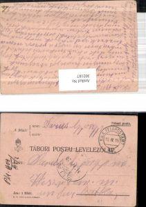302187,K.k. Feldpost 94 Tabori posta