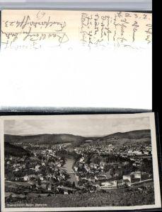 309418,Baden in d. Schweiz Totale Kt Aargau