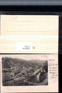 317016,Rübeland Teilansicht