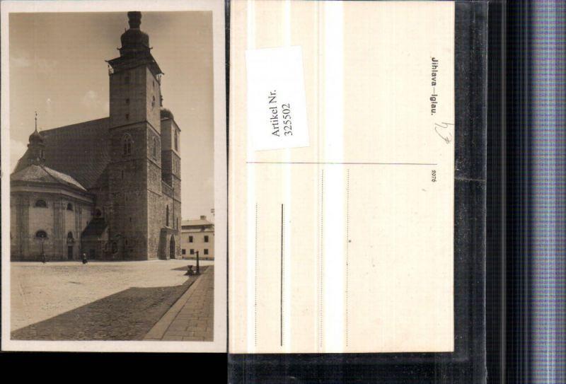 325502,Iglau Jihlava Kirche