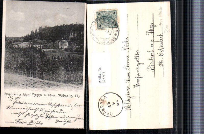 325503,Lazni Reku u Nove Mesto na Morave Kirche