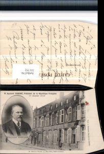 331752,Lothringen Meuse Bar-le-Duc Sa Maison Natale Raymond Poincare Portrait Mehrbildkarte