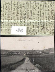 331866,Burgund Yonne Villemanoche Vue generale Totale