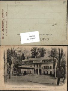 333962,Rhone-Alpes Rhone Charbonnieres-les-Bains Le Pavillon de la Source Quelle