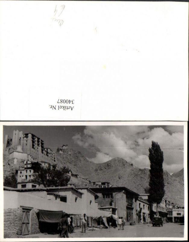 340087,Foto Peru Straßenansicht Häuser Bergkulisse