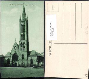 337263,Limousin Haute-Vienne Limoges Eglise Saint Pierre Kirche