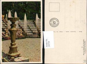 343754,Ile-de-France Yvelines Parc du Chateau de Versailles Bosquet des Rocailles Wasserspiel