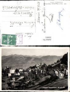 350451,Walzenhausen Totale Kt Appenzell